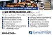 SERVICETECHNIKER m w d Bäckereitechnik -
