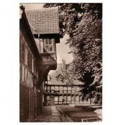 Echt-Foto-Postkarte aus Wernigerode Harz