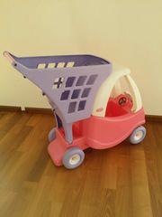 Kinder Lauflernwagen Einkaufswagen