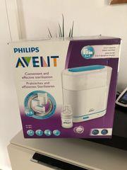 NEU OVP Philips Avent Sterilisator