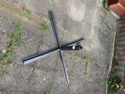 Schirmständer Kreuz