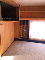 Wohnwagen ab sofort 6 Schlafplätze