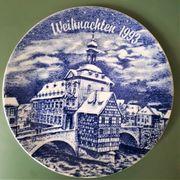 Limitierter Jahresteller 1993 Bamberg Das
