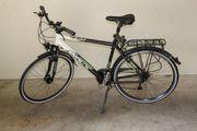 1 Herren- und 1 Damen-Fahrrad