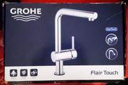 GROHE Flair Touch Elektronische Einhand-Spültischbatterie