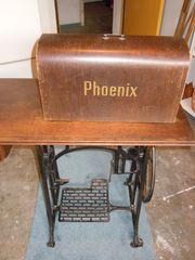 Alte Nähmaschine PHOENIX