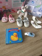 Verkaufe Baby Schuhe Fieberthermometer und