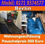 Haushaltsauflösungen Berlin24recyclingdienst auch ohne Termin