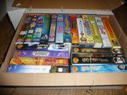 Ca 50 VHS Kassetten mit