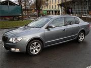 Skoda Superb 2 0 TDI