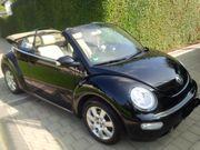 VW Beetle 2 0 Cabrio