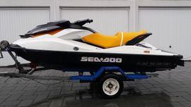 Jetski BRP Seadoo GTI 120: Kleinanzeigen aus Kiel - Rubrik Motorboote
