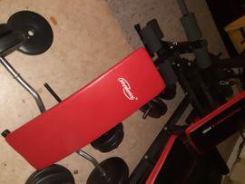 Fitness, Bodybuilding - Sportgeräte fast neu