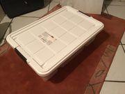 Aufbewahrungs-Box Plastik-Box Rollen-Box