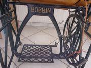 Bobin Nähmaschine versenkbar