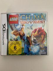 Lego Chima Lavals Journey Nintendo