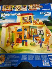 Playmobil Kita Krabbelgruppe mega