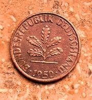 1950 1 Pfennig G
