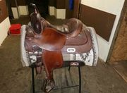 Westernsattel Billy Cook Ranch Cowhorse