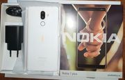 Nokia 7 Plus Smartphone weiß