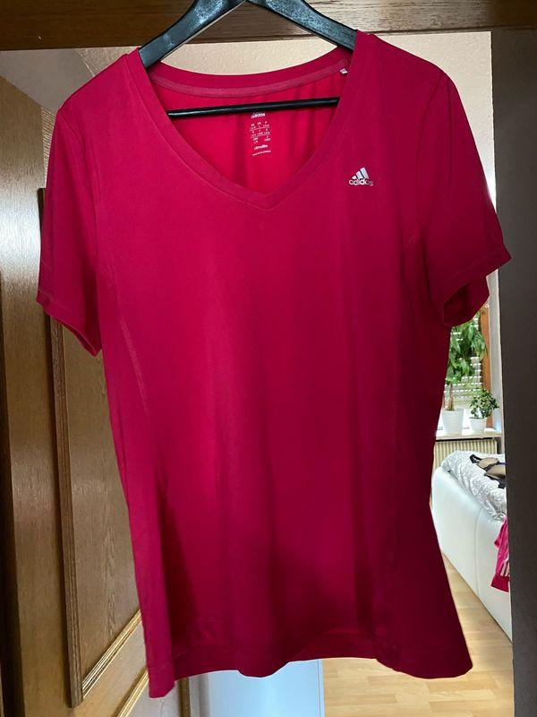 Original Adidas T-Shirt Sport pink