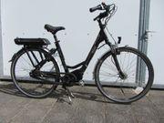 E - Bike Hercules Tourer 8