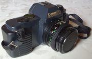 Canon T50 Spiegelreflexkamera