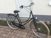 Damen Holland Fashion Line Fahrrad