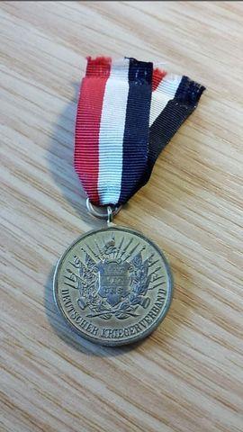 Münzen - Medallie Orden am Band Deutsches