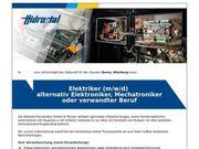 Elektriker Elektroniker Mechatroniker m w