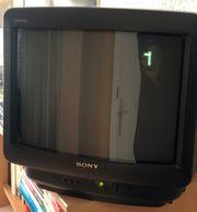 Sony Trinitron TV Goldstar Radio