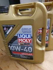 10W - 40 Leichtlauföl