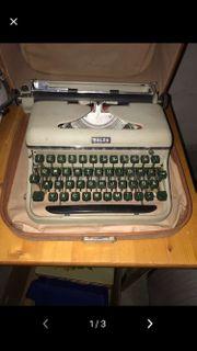 alte Schreibm von Halda zu