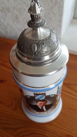 Bierkrug: Kleinanzeigen aus Neidenstein - Rubrik Sonstige Sammlungen