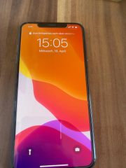 IPhone XS Max 64GB offen