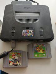 Nintendo 64 Zubehör ohne OVP