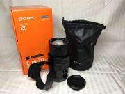 Sony E 16-70 F4 Zeiss