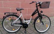 Fahrrad Tiefeinsteiger 26 zoll 7