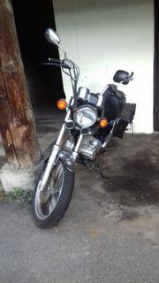 Leichtmotorrad Dealim 125cm