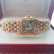 cartier panthere gold damen
