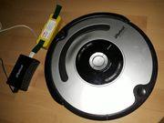 IRobot Roomba 560 Saugroboter defekt