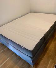 IKEA Doppelbett und Matratze 140x200