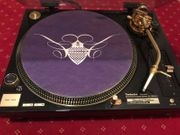 Technics SL1200GLD Limited GOLD Turntable