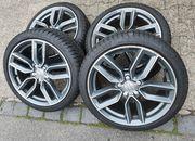 Audi Originale Felgen 18 zoll