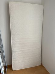 Neue Matratze mit Federkern 100x200cm