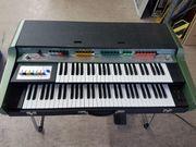 Farfisa VIP 600 transportable Orgel