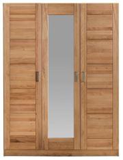 Kleiderschrank 3trg mit Spiegel Thomas
