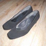 schwarze Ara Schuhe Gr 4