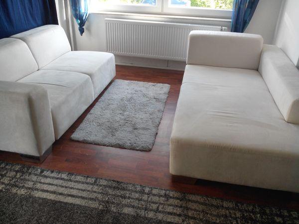Winkelcouch und Sessel 1 90x1
