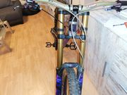 YT Downhill Bike